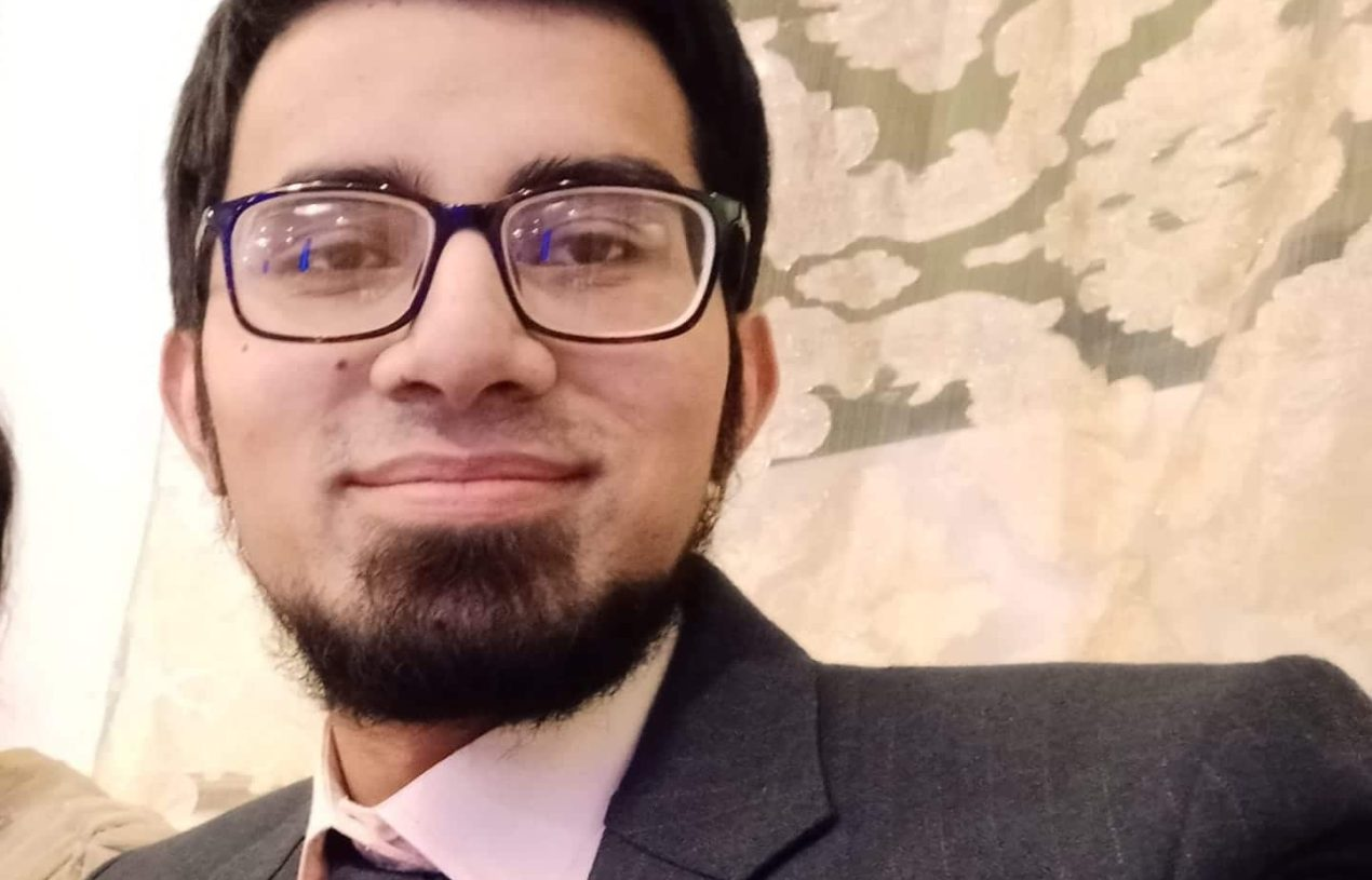 Ammar Abid has become the first Pakistani to participate in Microsoft's RLOS FEST 2021